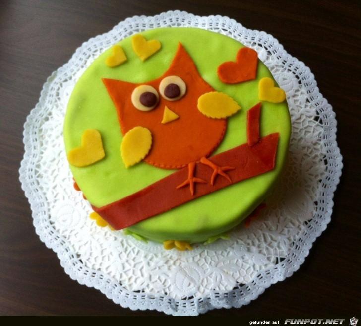 The OWL Torte
