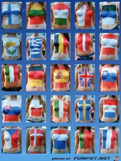 euroflaggen