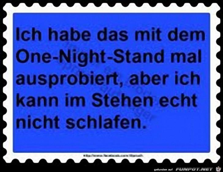 der one-Night-Stand