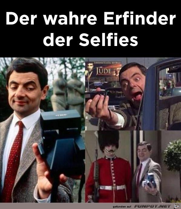 Selfie Erfinder