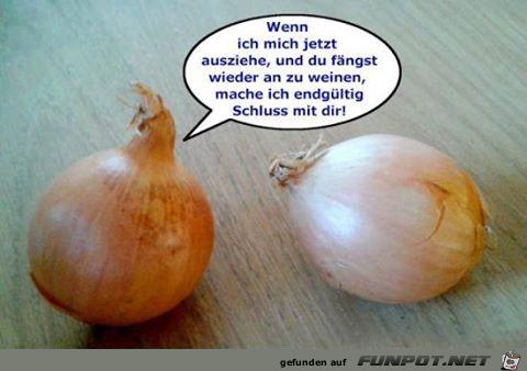 Arme Zwiebel