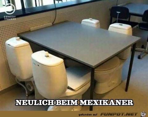 Besondere Stühle
