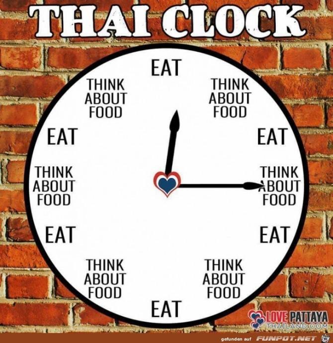 Thai Uhr
