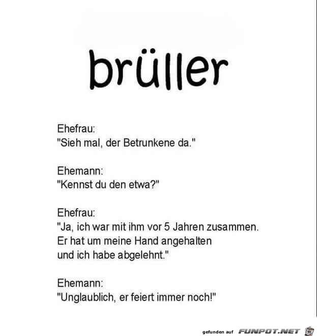 Brüller