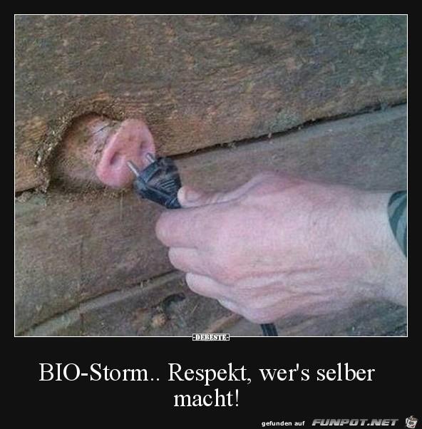 Bio-Strom