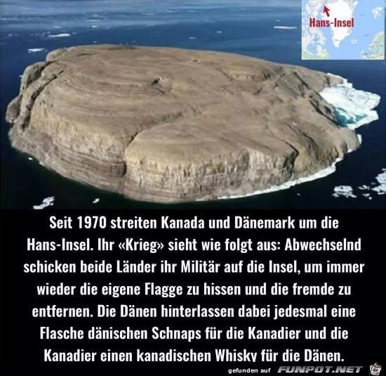 seit 1970 streiken Dänemark und Kanada......