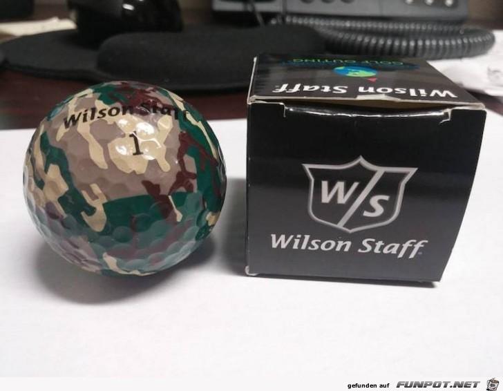 Tarn-Golfball