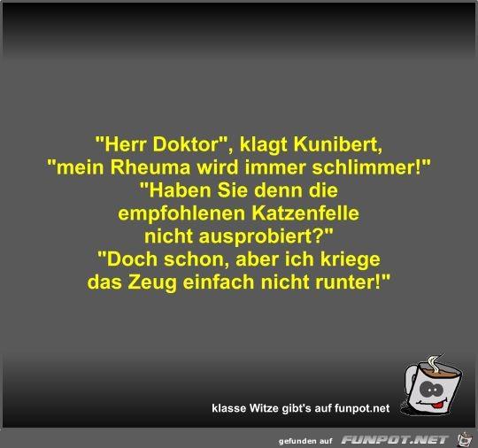 Herr Doktor