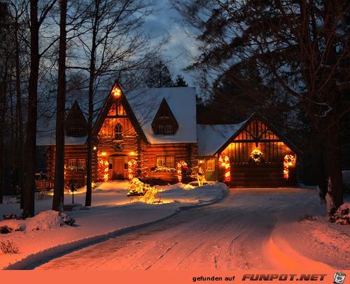 Residenz vom Weihnachtsmann