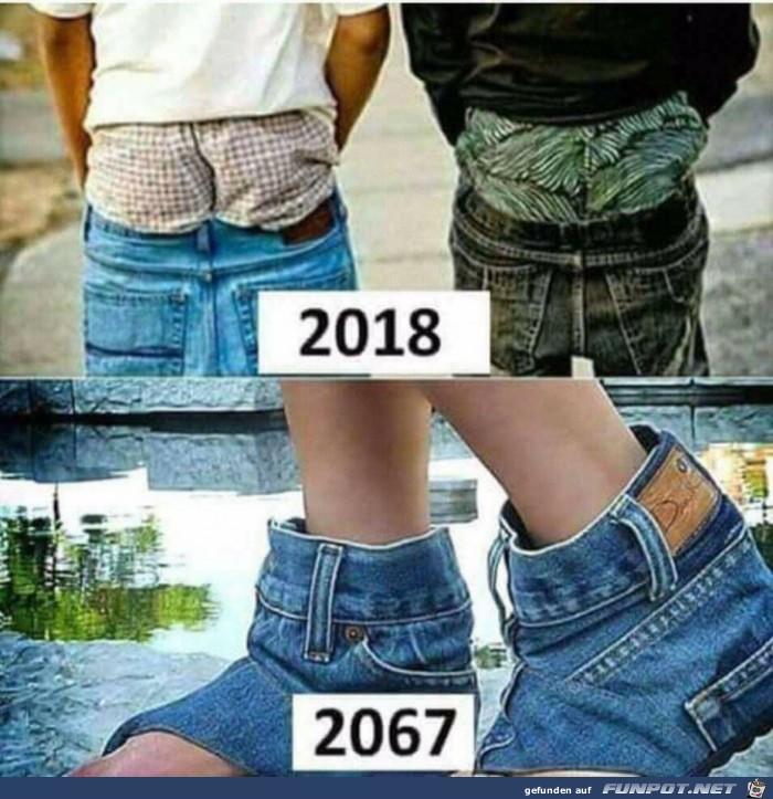 Heute und in Zukunft