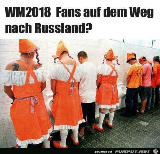WM 2018....