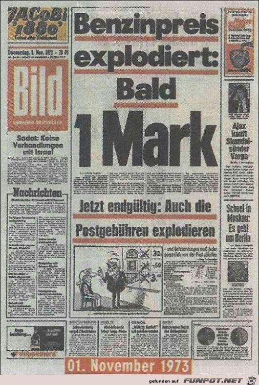 1. November 1973