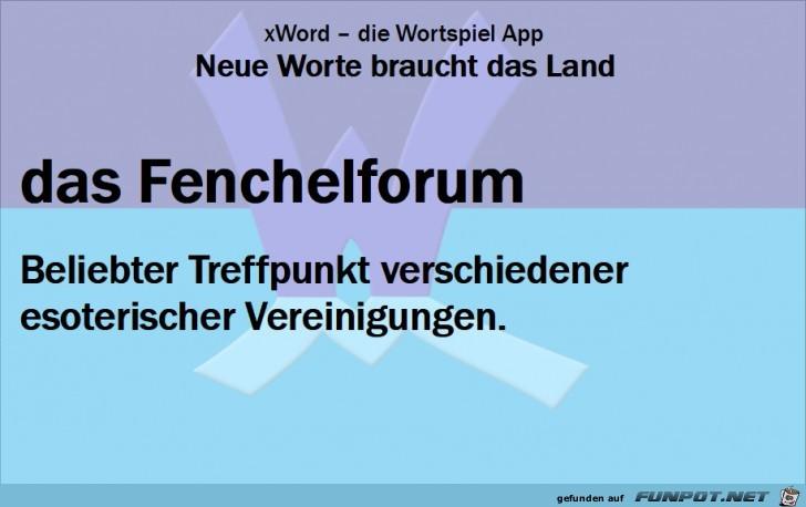 Neue-Worte-Fenchelforum
