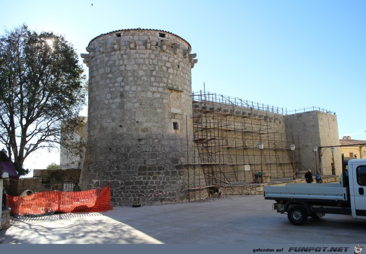 Impressionen von der Insel Krk (Istrien)