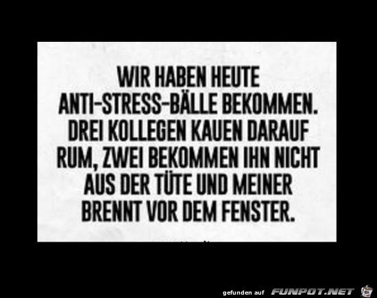 Stressbälle