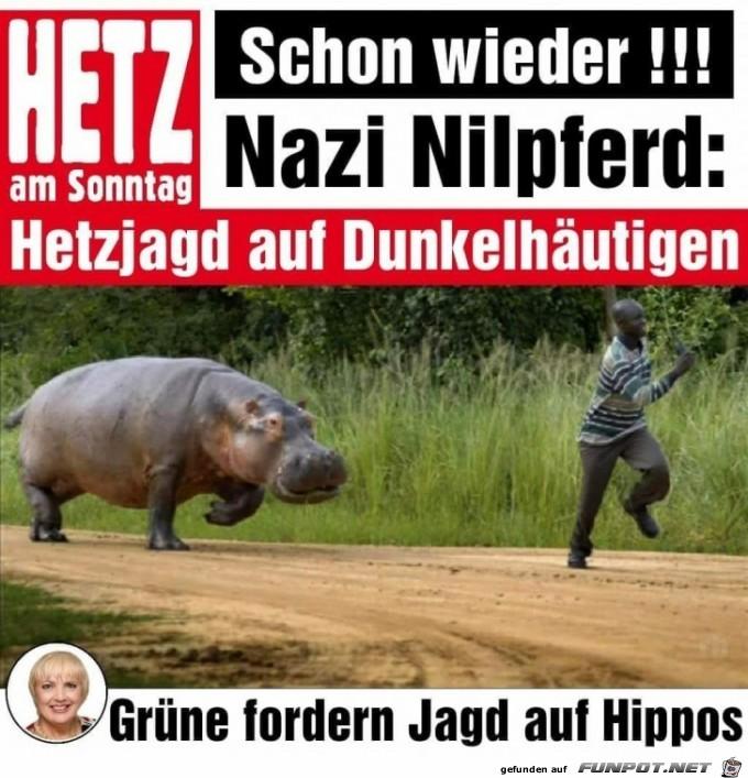 Nazi Nilpferd