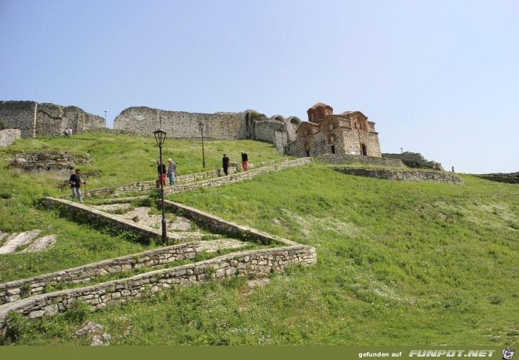 Impressionen aus Berat (Albanien)