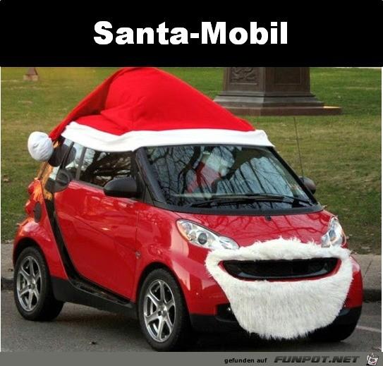 Santa-Mobil