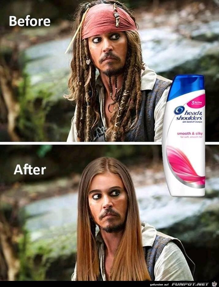 Haarshampoo