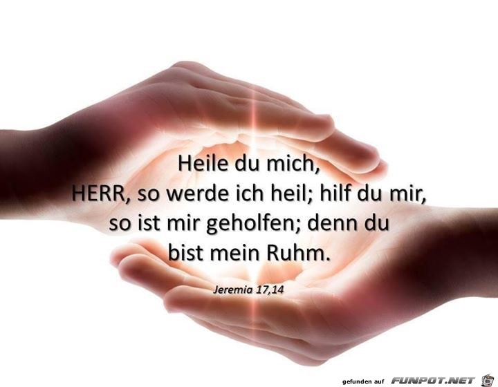 jeremia 17 14