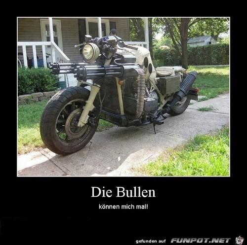 Panzer-Motorrad