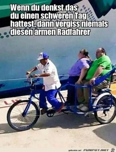 Armer-Radfahrer.jpg von Desiree