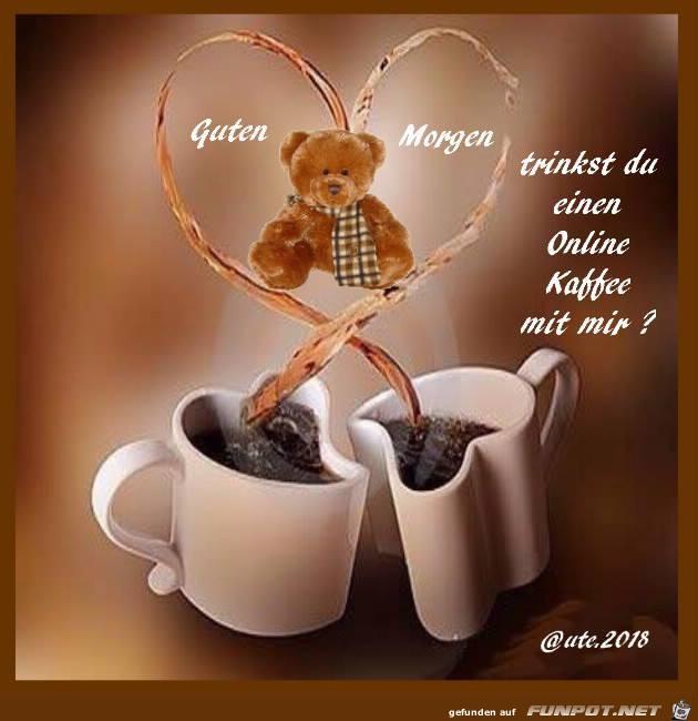 Trinkst Du Einen Online Kaffee Mit Mir
