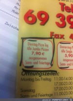 Dienstag-ist-Pizzatag.jpg auf www.funpot.net