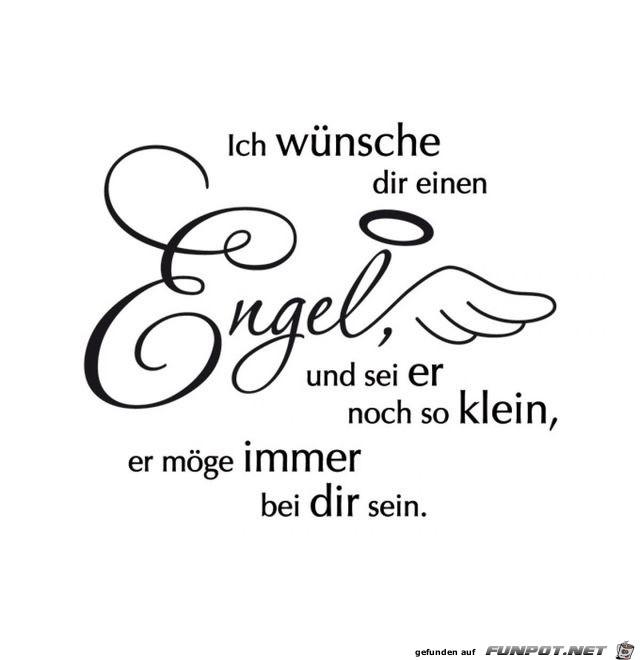 Engel Schöne Sprüche Zu Diesem Thema