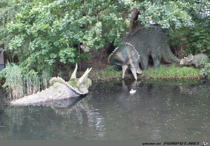 Impressionen aus Hagenbecks Tierpark Teil 9