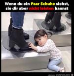 Wenn-Du-ein-paar-Schuhe-siehst....png auf www.funpot.net