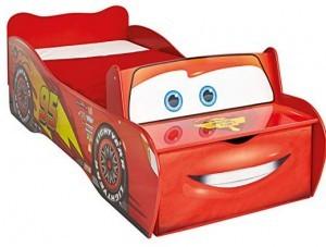 Lightning McQueen Kinderbett!
