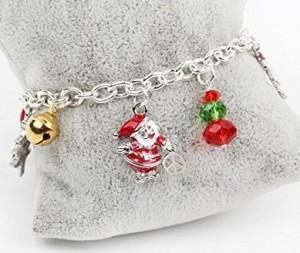 Weihnachts-Charmarmband !