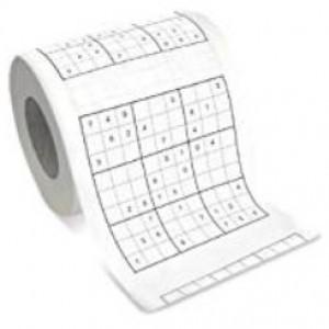Toilettenpapier SUDOKU!