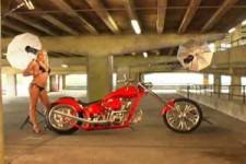 wenndie Harley kommt