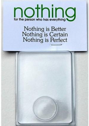 Nichts!