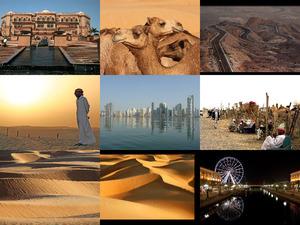 die Arabischen Emirate