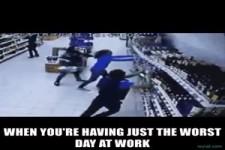 Der schlimmste Arbeitstag