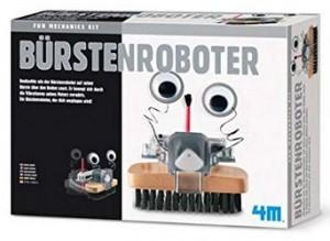 Bürstenroboter!