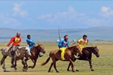 Asien Mongolei