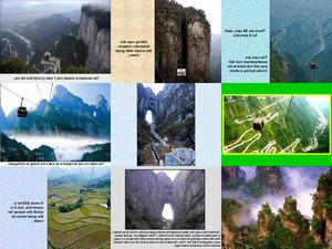Tinamen Mountains