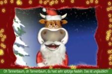 fröhlichte Weihnachten von einem Schwaben