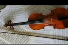 schöne Romantik, wenn auch traurige Melodie