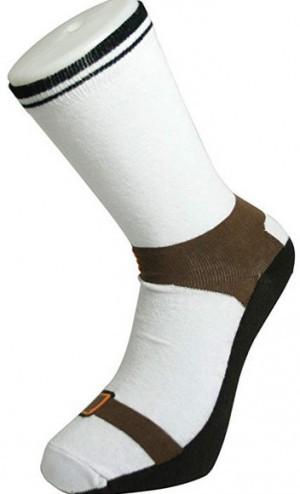 Sandalen Socken!