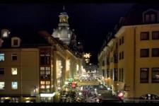 Weihnachten in Frankfurt und Dresden