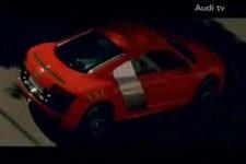 Audi R8 in Feindesland