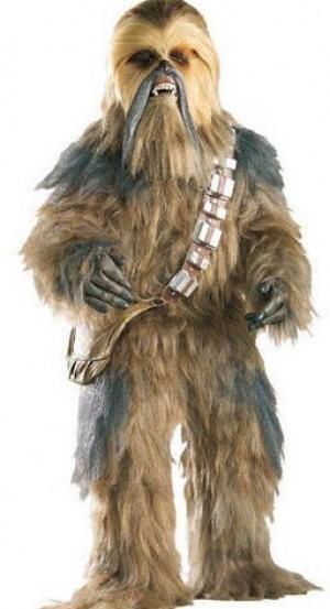 Herren-Kostüm Chewbacca!