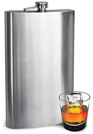 Riesiger XXL Flachmann für 1,8 Liter!