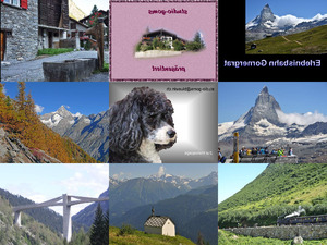 Wallis die Sonnenstube der Schweiz 1