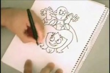 very fast drawings
